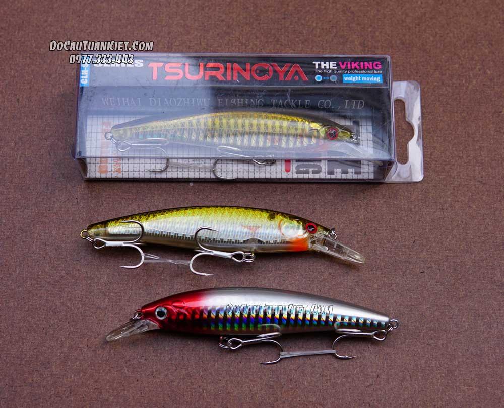 Mồi lure Tsurinoya Mininow DW03