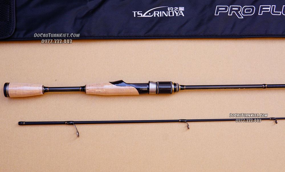 Cần Lure Suối Tsurinoya Pro Flex S632Ul