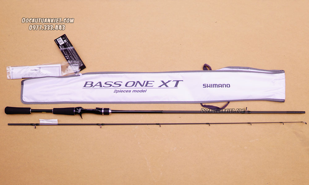 Cần lure máy ngang Shimano Bass One XT 1610M