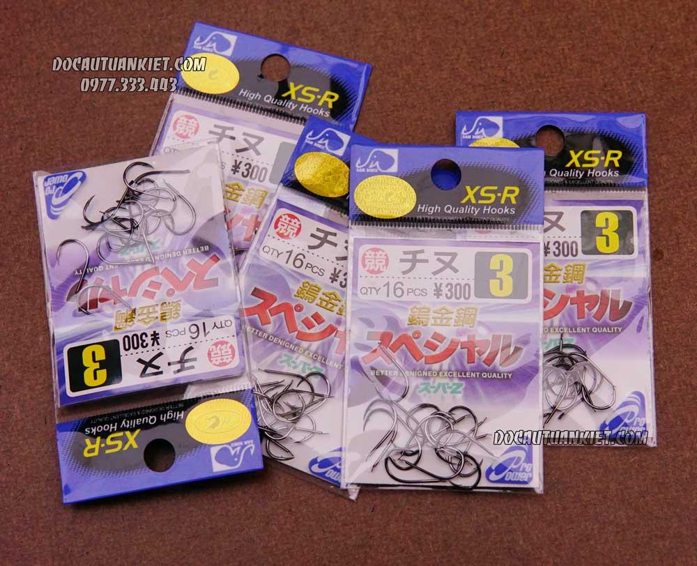 Lưỡi câu đơn Nhật chính hãng