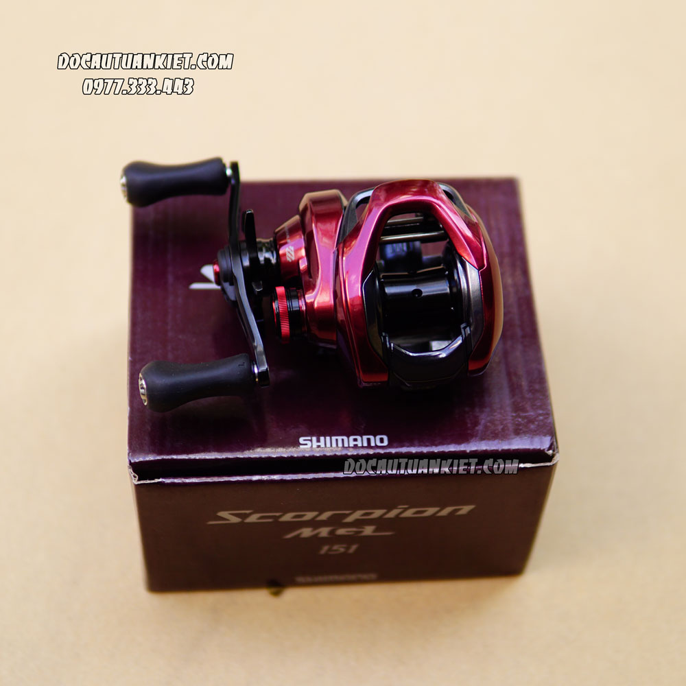 Máy ngang Shimano Scorpion MGL 151