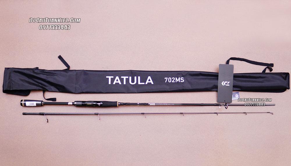 Cần lure Daiwa Tatula 702MS