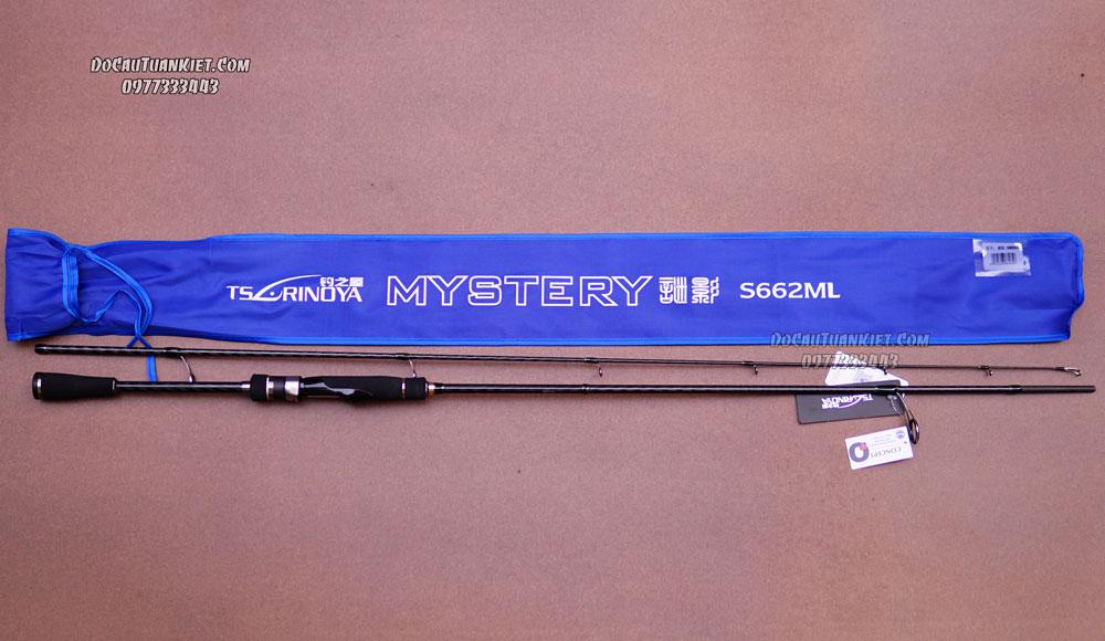 Cân lure Tsurinoya Mystery S662ML