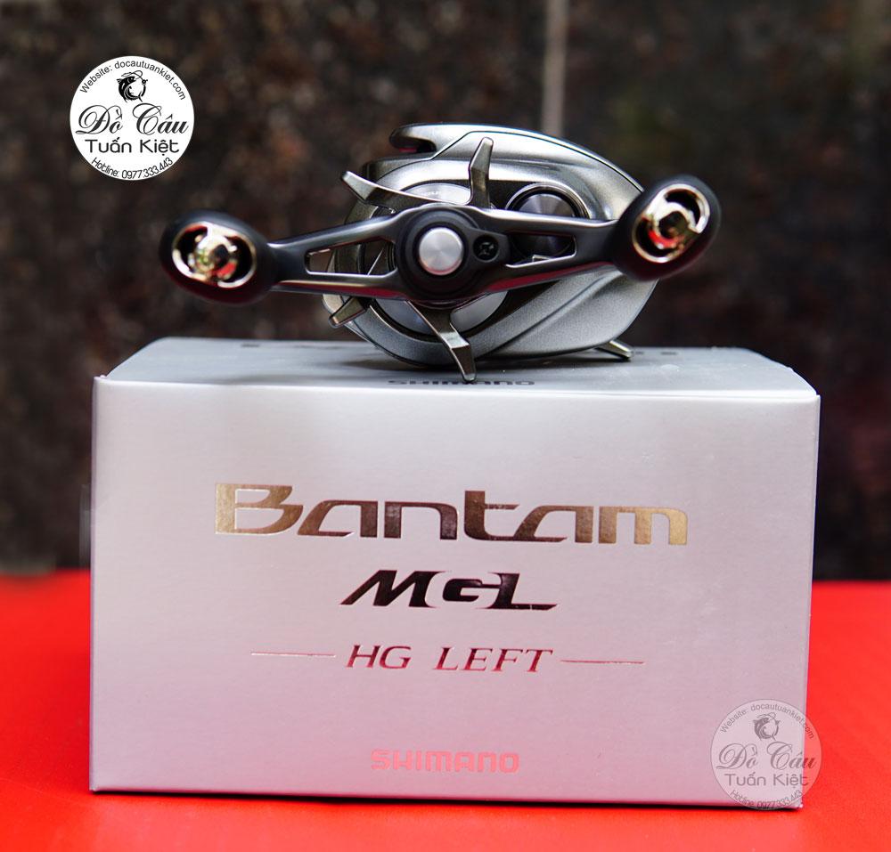 Máy câu ngang Shimano Bantam MGL / Made in Japan