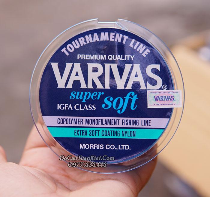Varivas Supper Soft Nylon 150m