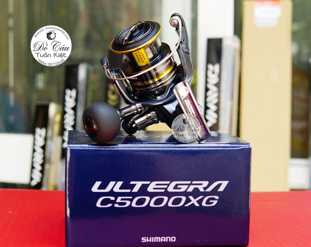 Máy câu đứng Shimano Ultegra Fc 2020
