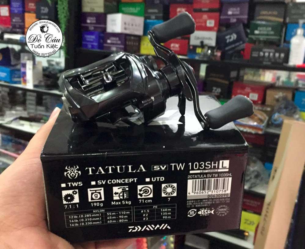 Máy ngang Daiwa Tatula TW SV 103SHL 2020