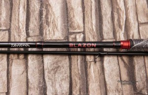 Cần lure Daiwa Blazon 802 MHS