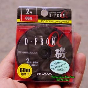 Cước link Daiwa D Fron flourocarbon