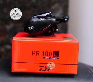 Máy câu ngang Daiwa PR 100L
