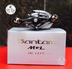 Máy câu ngang Shimano Bantam MGL