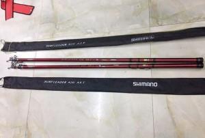 Cần câu lục shimano suft leader 420 Axt