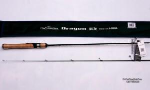 Cần lure suối Tsurinoya Dragon QLS502UL