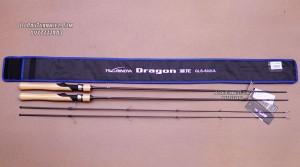 Cần lure Tsurinoya Dragon QLS-602UL
