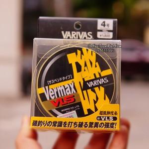 Dây cước Varivas Vermax VLS 150m